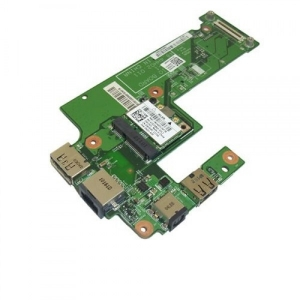 Βύσμα Τροφοδοσίας DC Power Jack Socket Dell Inspiron N5010 DG15 IO BOARD 09697 - 1