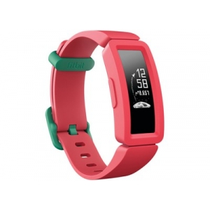 Fitbit Αce 2 (for Kids) Activity Tracker - Ροζ / Πράσινο [FB414BKPK]