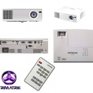 Χειριστήριο HITACHI για Projector Hitachi CP-DX250 / CP-DX300