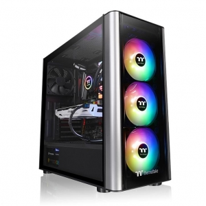 THERMALTAKE Case Level 20 MT ARGB Middle ATX Black USB 3.0