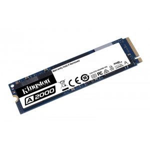 KINGSTON SSD M.2 A2000 SA2000M8/250G, 250GB, NVMe, PCIe