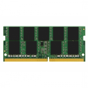 KINGSTON Memory KVR24S17S6/4, DDR4 SODIMM, 2400MHz, Single Rank, 4GB
