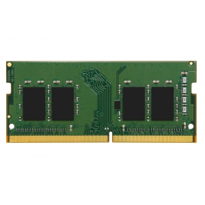 KINGSTON Memory KVR26S19S6/4, DDR4 SODIMM, 2666MHz, Single Rank, 4GB