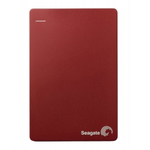 SEAGATE  HDD EXT. BackupPlus 2TB, STDR2000203, USB3.0, 2.5'', RED