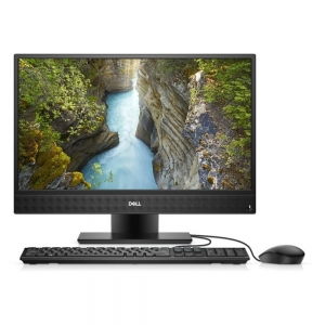 DELL All In One PC OptiPlex 5270 21.5''/i3-9100/8GB/256GB SSD/UHD Graphics 630/WiFi/Win 10 Pro/5Y NBD