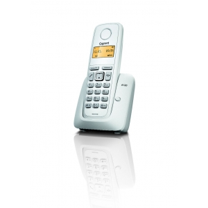 GIGASET Phone Device A120, white S30852-H2401-T102