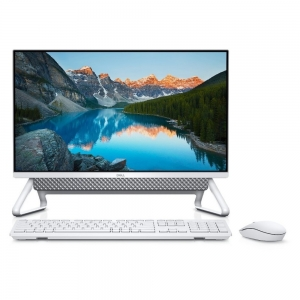DELL All In One PC Inspiron 5490 23.8'' FHD Touch/i3-10110U/8GB/1TB HDD/Intel UHD Graphics/Win 10/2Y NBD/Pafilia Stand/Silver-White
