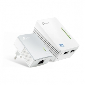 TP-LINK Powerline TL-WPA4220KIT, AV600 WiFi Starter Kit (2 pcs)