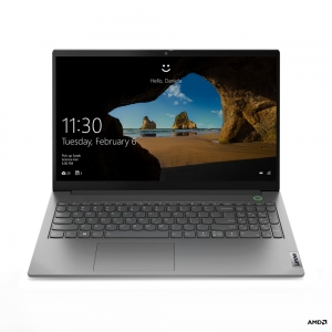 LENOVO Laptop ThinkBook 15-ARE 15.6'' FHD, IPS/R5-4500U/8GB/256GB SSD/Radeon Graphics /Win 10 Pro/2Y NBD/Grey 20VG0006GM
