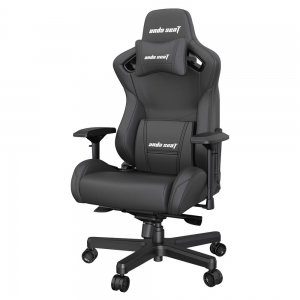 ANDA SEAT Gaming Chair AD12XL KAISER-II Black AD12XL-07-B-PV-B01