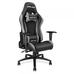 ANDA SEAT Gaming Chair Axe Black-Grey AD5-01-BG-PV