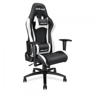 ANDA SEAT Gaming Chair Axe Black-White AD5-01-BW-PV