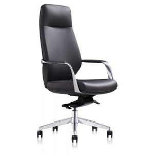 VERO OFFICE Chair AEGLI Dark Grey High Back OCF1711ADG