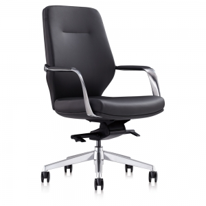 VERO OFFICE Chair AEGLI Dark Grey Low Back OCF1711BDG