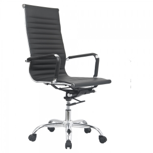 VERO OFFICE chair STIX Black High Back OCM1101H