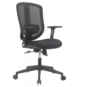 VERO OFFICE Chair ALIA Black OCM2020M