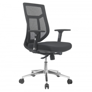 VERO OFFICE Chair DIONI Black OCM2030M