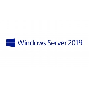 MICROSOFT Windows Server 5 User Cals for 2019, DSP R18-05867