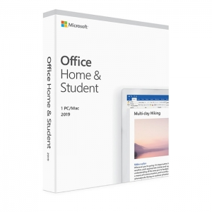 MICROSOFT Office Home and Student 2019 English EuroZone Medialess P6 79G-05149