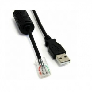 FCI 940-0127e Cable USB to Rj45 6ft