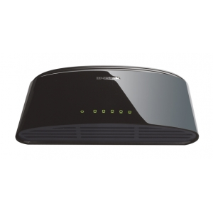 DLINK SWITCH DES-1005D 5-Port 10/100Mbps DES-1005D/E