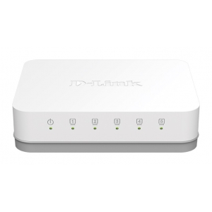 DLINK SWITCH GO-SW-5G 10/100/1000 Mbps