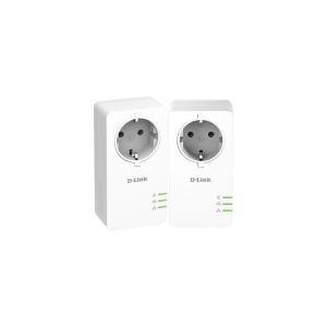 DLINK DHP-P601AV POWERLINE PASSTHROUGH KIT