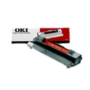 TONER CARTRIDGE KIT OKI 4W BLACK (4W/Fax 4100) (09002390)