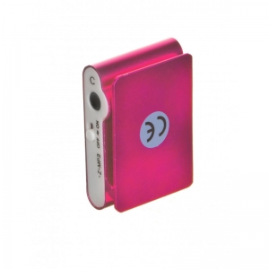 MSONIC MM3610P MP3 PLAYER RECHARGABLE STEREO PINK [4Gb - 32Gb]