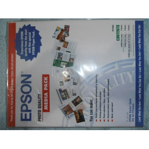 Epson Photo Quality Media Pack [1041886]