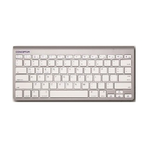 CONCEPTUM KBW03 Wireless keyboard / mouse combo - White