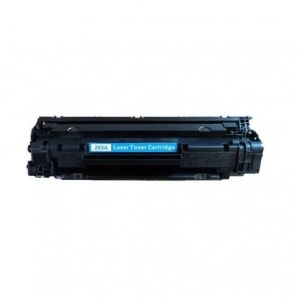 Toner Hp CF283A Black Συμβατό
